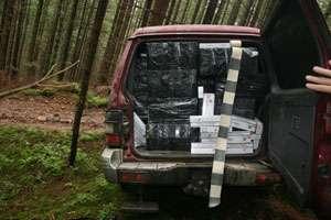 Ţigări în valoare de peste 255.000 lei confiscate  la frontiera de nord
