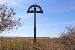 Iisus, furat de pe crucea unui sătuc din judeţul Satu Mare