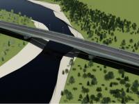 ILUZII - Nu cumva podul de trafic greu peste râul Tisa de la Sighet va fi construit la Sfântu-Așteaptă?