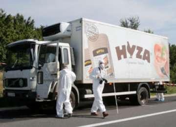 Imigranți decedați în Austria: Cei patru suspecți reținuți în Ungaria au primit mandat de arestare pentru 30 de zile