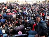 Imigranții, considerați prea numeroși în mai multe țări de destinație