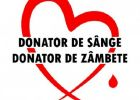 În 16 august donare de sânge la Sighet
