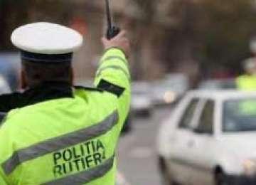 În această lună poliţiştii rutieri acţionează  pentru combaterea pirateriei