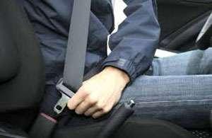 In aceasta saptamana poliţiştii rutieri maramureşeni vor acţiona pentru verificarea folosirii centurii de siguranţă