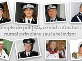 În Poliția română există poliţişti doar cu numele. Aceștia primesc salarii fără să presteze vreo muncă în cadrul instituției