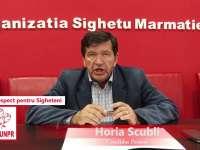 ÎN SFÂRȘIT, O VESTE BUNĂ pentru SIGHET - În urma unei discuții telefonice cu Dragnea, Horia Scubli a obținut de la Guvern peste 60 milioane de euro pentru asfaltarea orașului