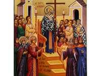 Înălţarea Sfintei Cruci - Tradiţii şi obiceiuri de Ziua Crucii