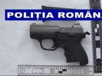 Încă o armă confiscată de poliţiştii maramureșeni