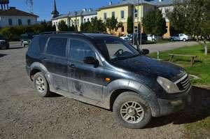 Încă o mașină furată din Italia a fost depistată la Sighet