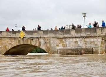 Încălzirea globală creşte riscul producerii de inundaţii