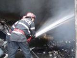 INCENDII: Două case au luat foc ieri în Maramureș