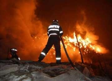 Incendii în Sighetu Marmaţiei, Budeşti, Borșa, Baia Mare, Târgu Lăpuș și Fărcaşa