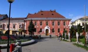 Incendiu la Liceul Taras Sevcenko din Sighetu Marmaţiei