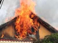 INCENDIU: O maramureșeancă a murit în propria casă cuprinsă de flăcări