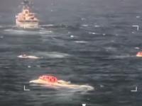 Incendiu pe un vas de croazieră. Opt români se aflau la bordul navei