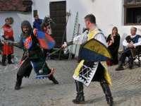 Începe Festivalul Medieval