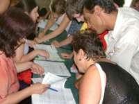 Începe prima etapă de completare a cererilor tip pentru înscrierea copiilor în învățământul primar