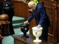 Începerea urmăririi penale a lui Varujan Vosganian, respinsă de Senat. Iohannis se declară nemulțumit de decizie