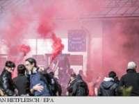 Incidente la frontiera dintre Italia și Austria, unde a avut loc o manifestație pentru primirea refugiaților