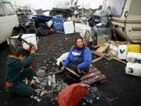 INCREDIBIL - O tabără de romi de lângă Bruxelles a fost desființată nu cu buldozerul, ci cu muzică tehno