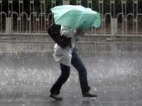 Informare meteo - Averse torențiale, vijelii și grindină în întreaga țară, de marți după-amiază