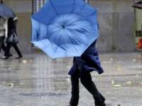 Informare meteo de vreme rea în toate regiunile țării, până marți seara