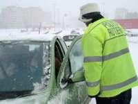 Infracţiuni rutiere constatate de poliţiştii maramureșeni la finalul săptămânii trecute