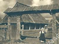 INIŢIATIVĂ: Casele de lemn şi porţile maramureneşe ar putea fi inventariate