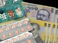 INS: O gospodărie a cheltuit lunar pe medicamente puțin peste 58 de lei, anul trecut
