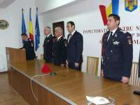 Inspector șef nou la ISU Maramureș