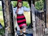 Interpreta de muzică populară Bianca Chiș a lansat o nouă melodie