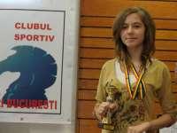 """Interviu cu Andra Cîmpean, eleva de la C.N. """"Dragoș-Vodă"""" care va participa în zece zile la Campionatul Mondial de Șah"""