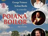 Invitaţie la teatru: Poiana Boilor după A.P. Cehov, în 14 martie la Şcoala de Muzică