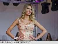 Ioana Filimon din Timișoara a câștigat titlul de Miss România 2016