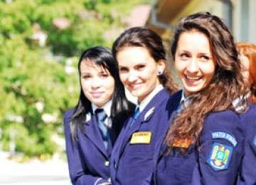 IPJ Maramureş: 153 de tineri maramureşeni îşi doresc să devină agenţi de poliţie