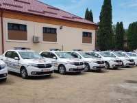 I.P.J. Maramureş a primit mai multe  autospeciale noi pentru mediul rural