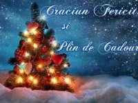 I.P.J. Maramureş urează tuturor cetăţenilor Crăciun fericit!