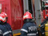 ISU - Incendii de vegetație uscată și case mistuite de flăcări la Fânațe și Vișeu de Sus