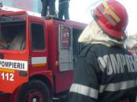 ISU MARAMUREȘ: Șapte incendii și inundații în județ în ultimele 24 de ore