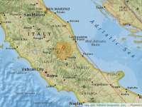 Italia - Cutremur cu magnitudinea 4,2 în centrul țării