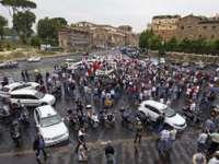Italia: Grevă generală și proteste în toată țara, împotriva politicii economice și sociale a guvernului