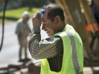 ITM MARAMUREȘ efectuează controale la angajatori în zilele cu temperaturi extreme