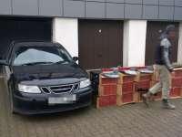 I.T.P.F. Sighet: 19.700 pachete de ţigări de contrabandă confiscate de politistii de frontiera