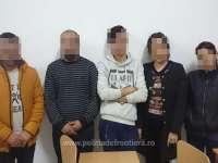 ITPF SIGHET - Șase migranţi, cinci iranieni și un irakian, opriți la frontieră