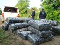 I.T.P.F. Sighetu Marmației: 24.430 pachete cu țigări de contrabandă, în valoare de 230.000 lei, confiscate în ultimele 24 de ore