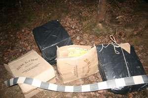 ITPF Sighetu Marmației - Focuri de armă pentru reținerea unor contrabandiști de țigări