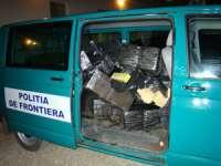 I.T.P.F. Sighetu Marmaţiei: Ţigări în valoare de peste 300.000 lei confiscate la frontieră