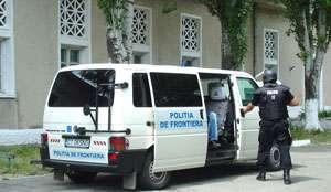 I.T.P.F. Sighetu Marmaţiei: Percheziție domiciliară și pachete cu țigări de contrabandă confiscate
