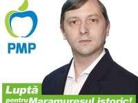 Iuga Nicolae, candidatul PMP pentru Camera deputaților, îi invită pe sigheteni să i se alăture în echipa de campanie