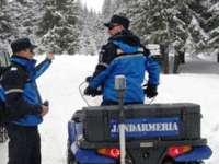 """Jandarmeria Maramureş derulează campania """"Jandarmeria montană, pentru un mediu sigur! Siguranţă la înălţime!"""""""